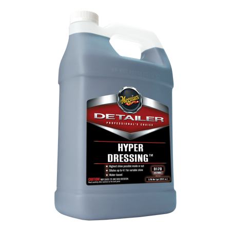 Meguiar's D170 Hyper Dressing 1 Gallon - Tire Trim Interior Shine