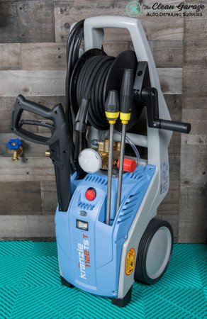 The Clean Garage Kranzle K1122TST Pressure Washer | Electric 2.1 GPM 1400PSI
