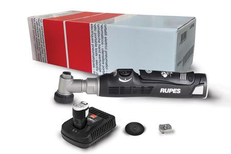 Rupes  Nano Polisher Short Neck | Bigfoot iBrid 2 Battery Starter Kit