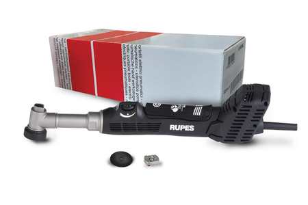 Rupes Nano Long Neck Polisher | Bigfoot iBrid Corded Starter Kit