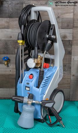 The Clean Garage Kranzle K1122TST Pressure Washer Detailing Package   MTM