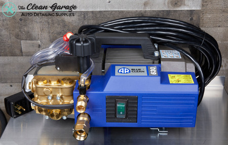 The Clean Garage AR630TSS Pressure Washer AR Blue Clean | 2.1 GPM Total Stop