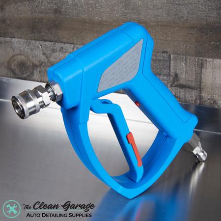 The Clean Garage MTM Acqualine SGS35 Spray Gun   Stainless Swivel & QC's