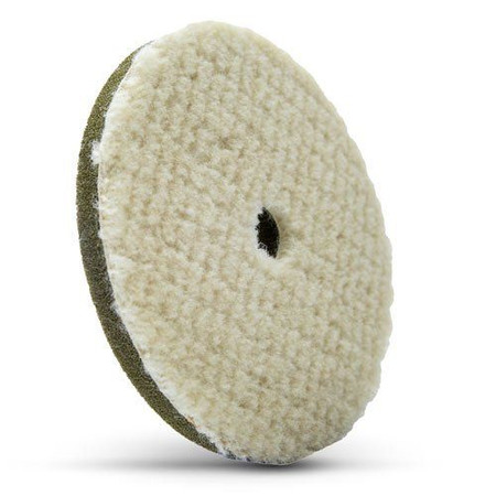 """The Clean Garage Lake Country UDO Micro Wool Heavy Cutting Pad 5""""   For UDOS 51E"""