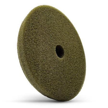 """The Clean Garage Lake Country UDO Olive Medium Cutting Pad 6"""" 