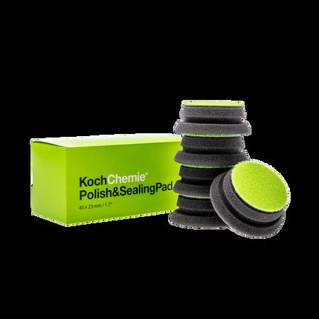 "The Clean Garage 2"" Koch Chemie Polish & Sealing Pad | Green Foam 5 Pack"