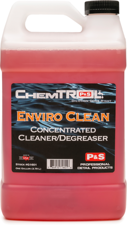 The Clean Garage P&S ChemTROL Enviro Clean 1 Gallon | Concentrated APC Degreaser