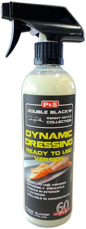 The Clean Garage P&S Dynamic Dressing RTU 16oz | Interior and Exterior Dressing