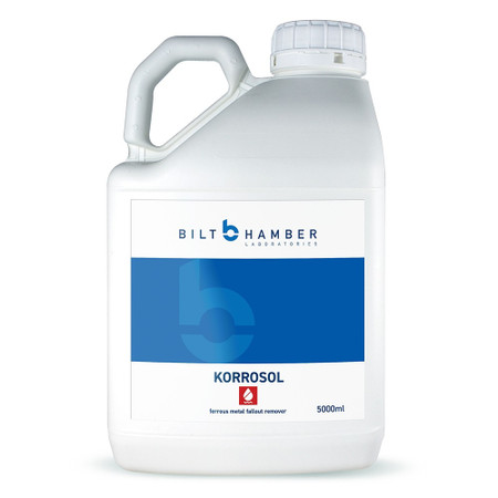 The Clean Garage Bilt Hamber Korrosol 5 Liter | 169oz Iron and Fallout Remover