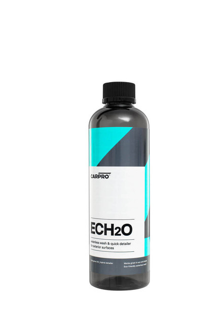 The Clean Garage CarPro EcH2o 500ml | Concentrated Waterless Wash Quick Detailer