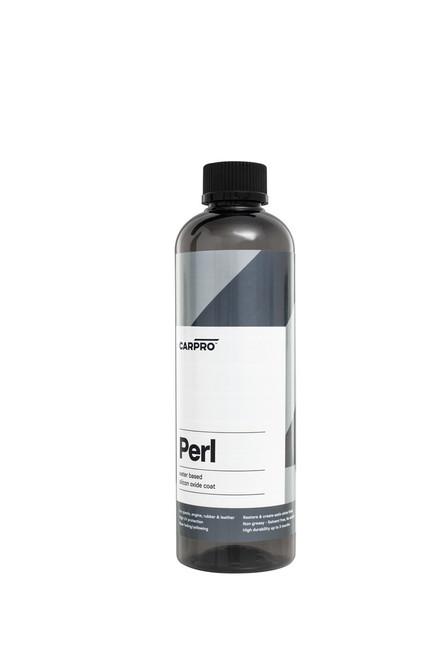 The Clean Garage CarPro PERL 500ml | Plastic Engine Rubber Tire Interior Dressing