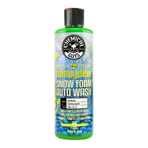 Chemical Guys Honeydew Snow Foam 16oz | Ultra Foam Car Shampoo