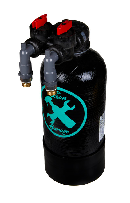 Clean Garage Spot Free Car Wash System 50 | Deionized Water DI Rinse | Bypass Head