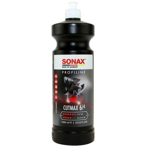 The Clean Garage Sonax CutMax 1 Liter   Profiline Cut Max Cutting Compound