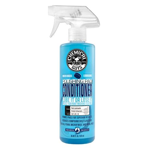 Chemical Guys Polishing Buffing Pad Primer Conditioner Spray 16oz