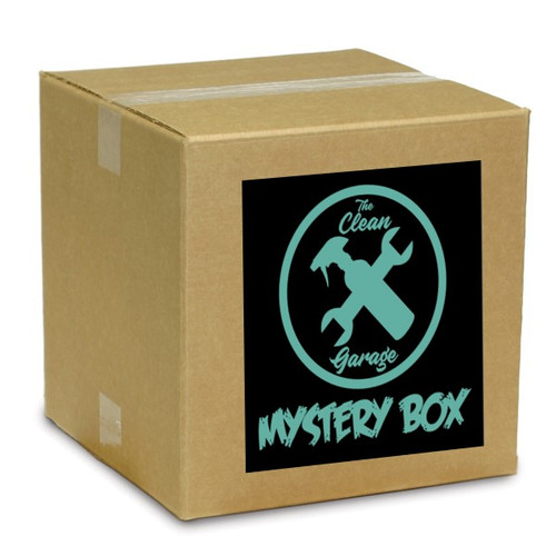The Clean Garage Mystery Box - $50+ In Detailing Products