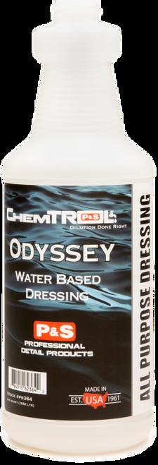 The Clean Garage P&S ChemTROL Odyssey Empty 32oz Bottle | w/ Spray Trigger Top