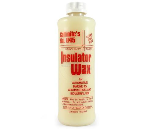 Collinite No. 845 Caranuba Insulator Wax Paste 16 oz