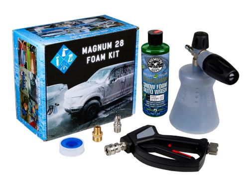 MTM PF22.2 Foam Cannon Kit Magnum 28 | Snow Foam Combo