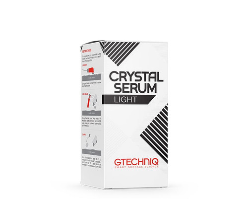 The Clean Garage Gtechniq Crystal Serum Light 30ml | CSL Ceramic Paint Coating Kit