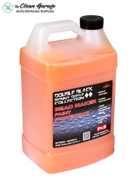 The Clean Garage P&S Bead Maker 1 Gallon   Double Black Spray Sealant