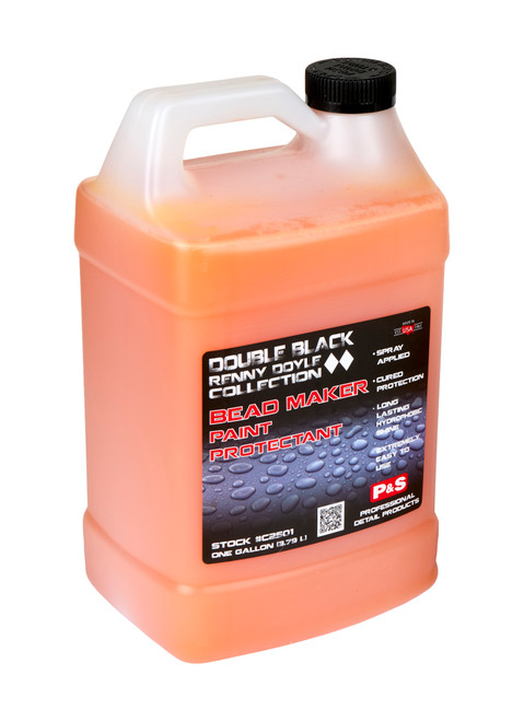 Clean Garage P&S Bead Maker 1 Gallon | Double Black Spray Sealant