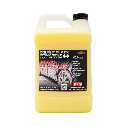 The Clean Garage P&S Pearl Auto Shampoo 1 Gallon | PH Neutral Car Wash Soap