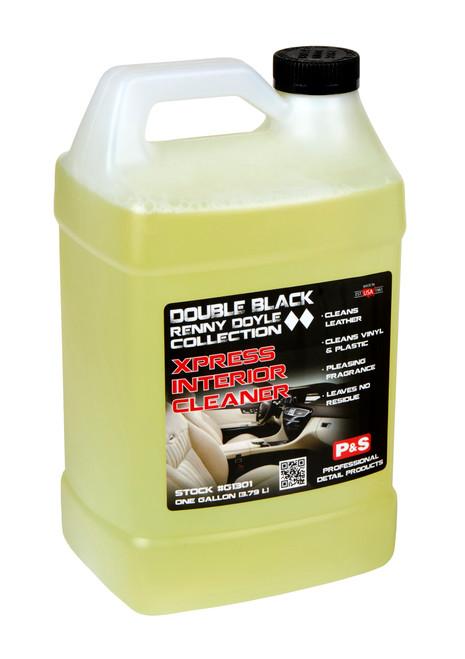 Clean Garage P&S Xpress Interior Cleaner 1 Gallon | Double Black Interior Detailer