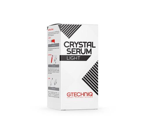 The Clean Garage Gtechniq Crystal Serum Light - CSL Ceramic Paint Coating 50ml