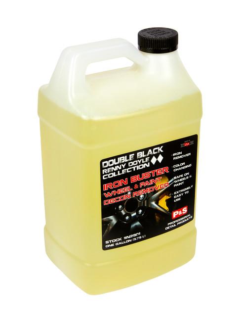 Clean Garage P&S Iron Buster 1 Gallon | Wheel & Paint Decon Iron Remover