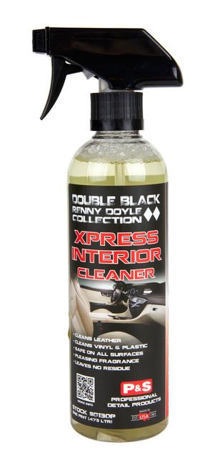 Clean Garage P&S Xpress Interior Cleaner 16oz | Double Black Interior Detailer