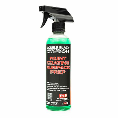The Clean Garage P&S Double Black Paint Surface Prep Spray 16oz | Coating Prep