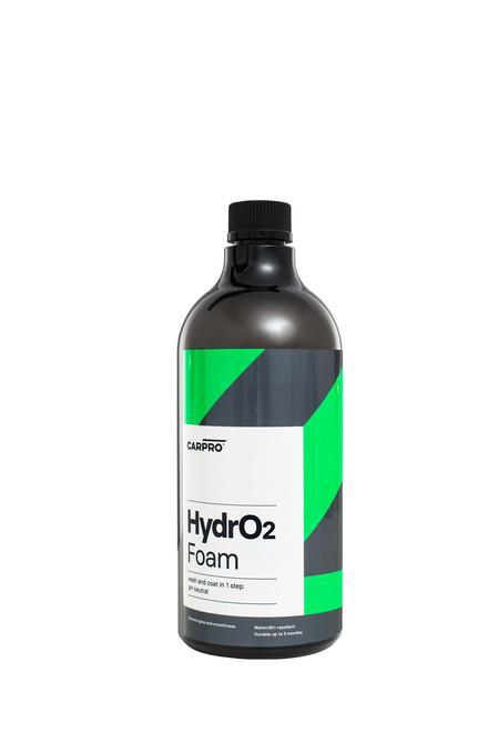 The Clean Garage CarPro HydroFoam 1 Liter | Ceramic Silica Hydrophobic Car Shampoo