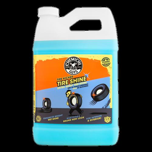 Chemical Guys Tire Kicker 1 Gallon | Extra Glossy Tire Shine Dressing