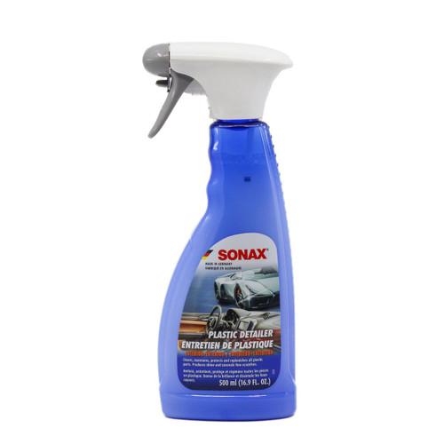 The Clean Garage Sonax Plastic Detailer 500ml | Interior and Exterior