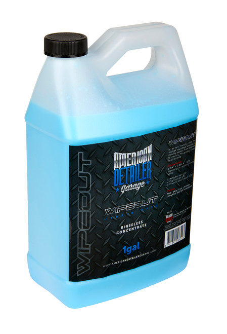 American Detailer Garage Wipeout 1 Gallon   Rinseless Concentrate