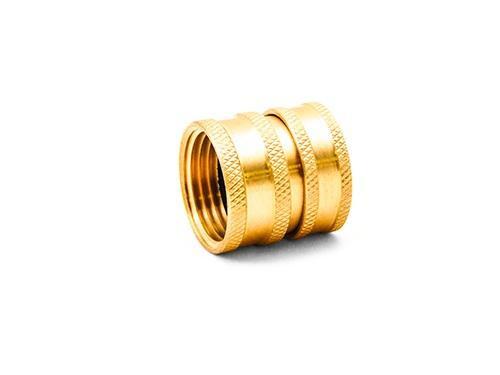 "MTM 3/4"" Female Garden Hose QC Coupler | Brass"