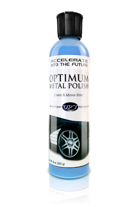 Optimum All In One Metal Polish and Sealant 8oz