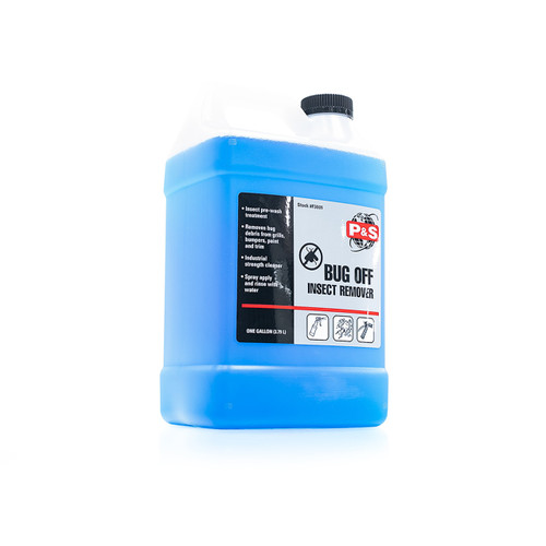 The Clean Garage P&S Bug Off 1 Gallon | Concentrated Insect & Bug Remover Spray