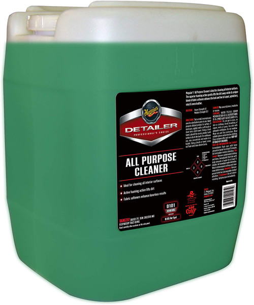 Meguiar's D101 All Purpose Cleaner 5 Gallon |  APC