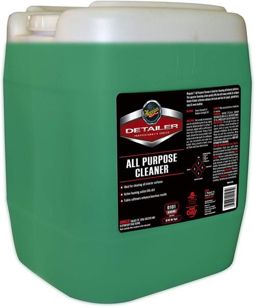 The Clean Garage Meguiars D101 All Purpose Cleaner | 5 Gallon APC