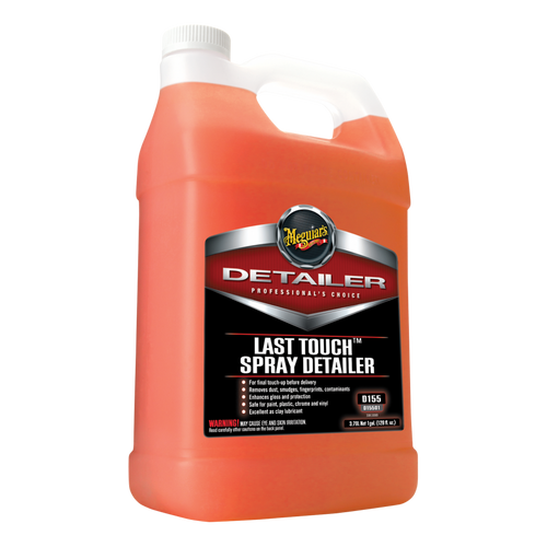 Meguiar's D155 Last Touch Detailing Spray 1 Gallon