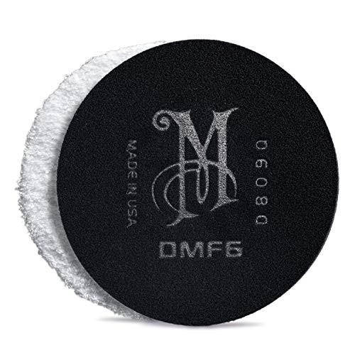 "6"" Meguiar's DA Microfiber Finishing Pad | For 6"" Backing Plate"
