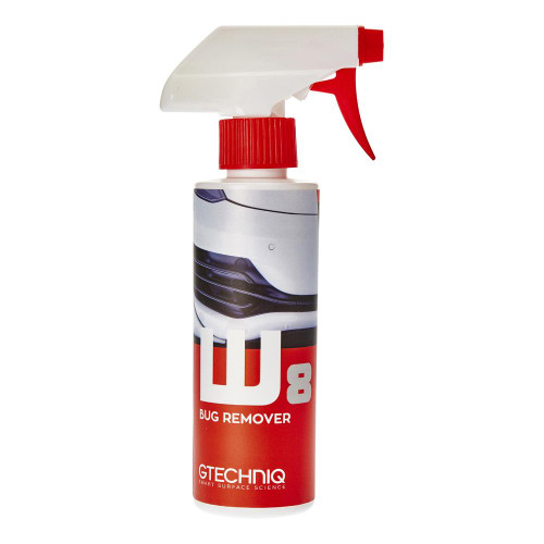 Gtechniq W8 Bug Remover 500ml | Insect Removal Spray