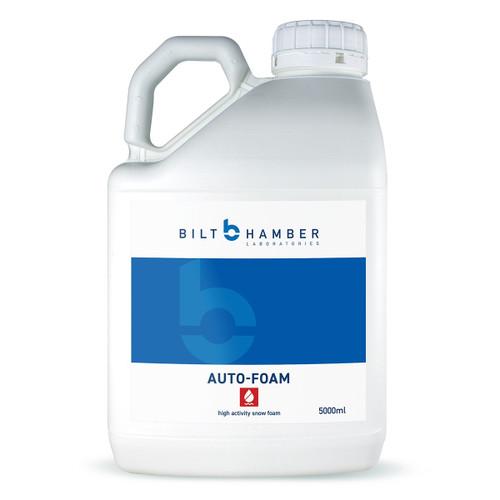 The Clean Garage Bilt Hamber Auto-Foam 5 Liter | Pre Wash Snow Foam Soap 169oz