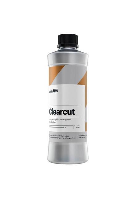 The Clean Garage CarPro ClearCut 500ml   Fast Cutting Compound