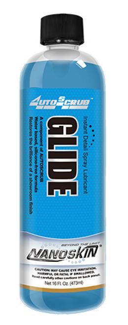 NanoSkin Glide Detail Spray and AutoScrub Lubricant Concentrate 16oz
