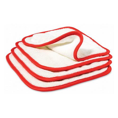 Griot's Garage PFM Wax Removal Microfiber Towels Pack of 4
