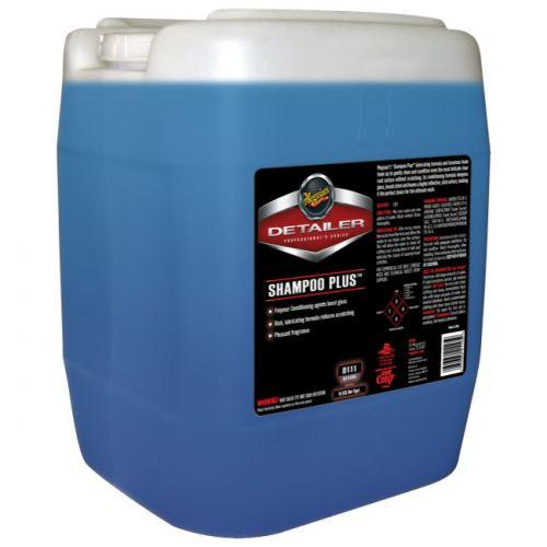 Meguiar's D111 Shampoo Plus 5 Gallon | PH Neutral Car Wash