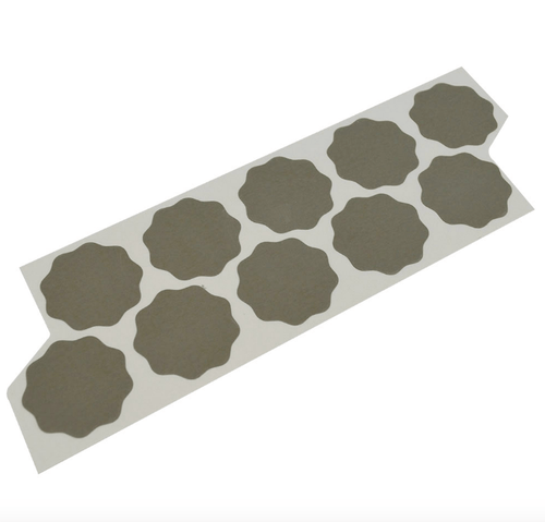 RUPES Nano Abrasive Discs for Denibbing 35mm 100 Pack - P2000